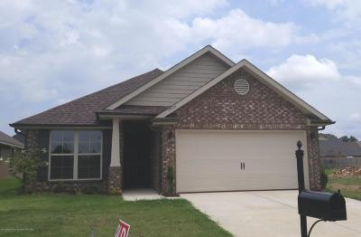 Olive Branch Single Family Home For Sale: 7962 Allen Glen Lane