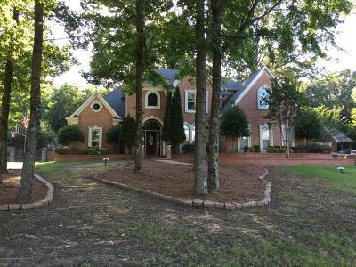 Southaven Single Family Home For Sale: 5115 Meadow Pointe Drive
