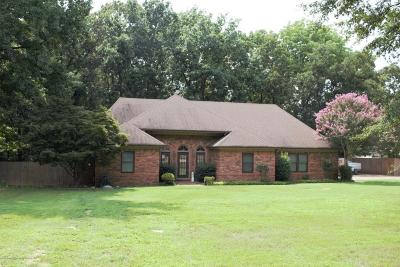 Desoto County Single Family Home For Sale: 2775 Anthony Cove