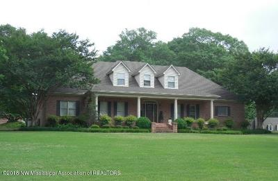 Tate County Single Family Home For Sale: 751 Oakley Road