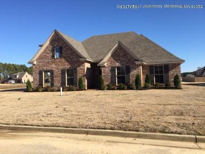 Southaven Single Family Home For Sale: 5902 Corinth Way