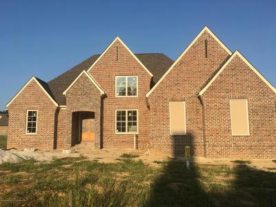 Olive Branch Single Family Home For Sale: 4228 W Lundy Bend