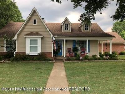 Southaven Single Family Home For Sale: 250 Plum Point Avenue