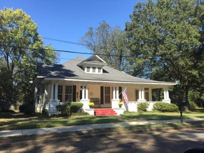 Tate County Single Family Home For Sale: 409 College Street