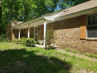 Olive Branch Single Family Home For Sale: 3153 Pleasant Hill Road