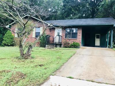 Hernando Single Family Home For Sale: 880 Hill Street