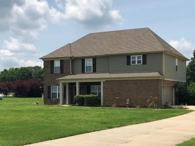 Marshall County Single Family Home For Sale: 40 Filly Way