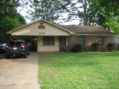 Southaven Single Family Home For Sale: 2087 Coral Hills Drive