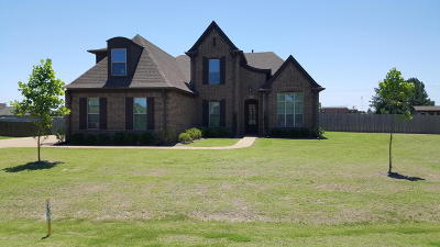 Olive Branch Single Family Home For Sale: 5035 Scoresby Lane