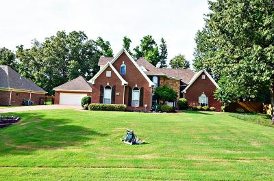Southaven Single Family Home For Sale: 1534 Headin Lane
