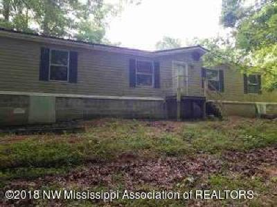 Tate County Single Family Home For Sale: 272 Graham Road