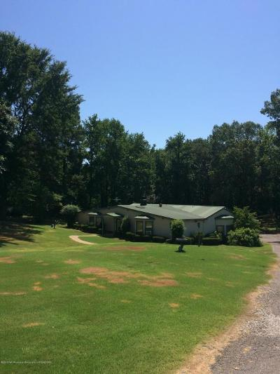 Lafayette County Single Family Home For Sale: 28 Co Rd 510