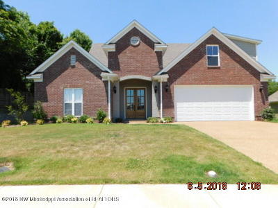 Southaven Single Family Home For Sale: 3505 Avis Lane
