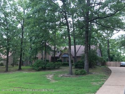 Southaven Single Family Home For Sale: 1630 Epping Forest Drive
