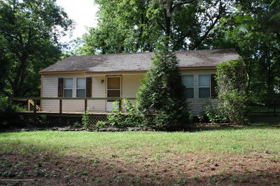 Tate County Single Family Home For Sale: 716 Strayhorn Street