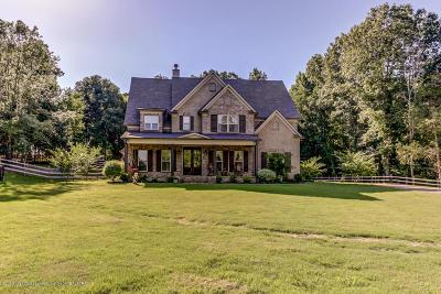 Byhalia Single Family Home For Sale: 5263 Langston Road