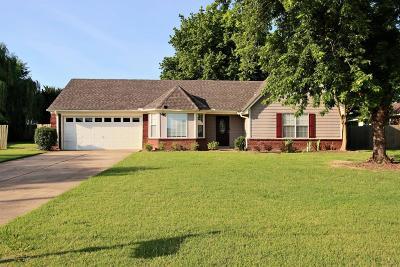 Walls Single Family Home For Sale: 6821 E Ranch Ridge Cove