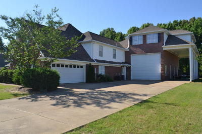 Horn Lake Single Family Home For Sale: 2465 Wood Hill Drive