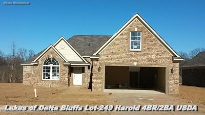 Walls Single Family Home For Sale: 8135 Morning Sun Cove