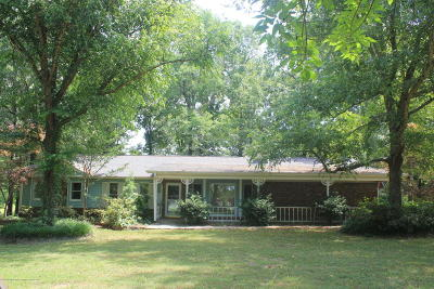 Holly Springs Single Family Home For Sale: 2060 S Slayden Road