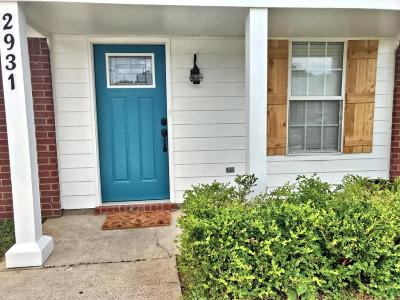 Horn Lake Single Family Home For Sale: 2931 Connor Reed Drive