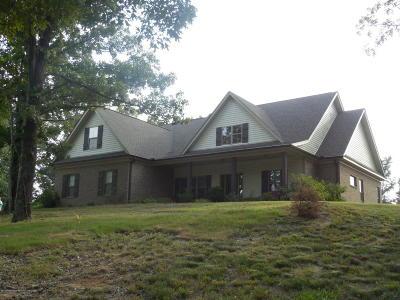 Byhalia Single Family Home For Sale: 4185 Glynn Valley