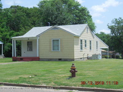 Tate County Single Family Home For Sale: 114 Marvin Street