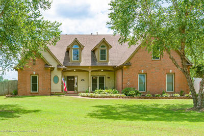 Olive Branch Single Family Home For Sale: 4985 Bobo Place