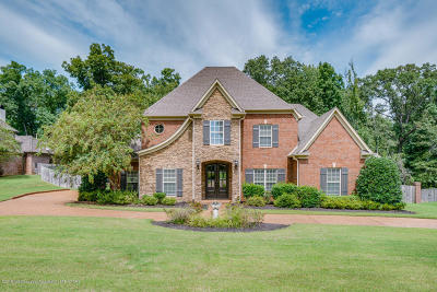Desoto County Single Family Home For Sale: 1662 Notting Hill Drive
