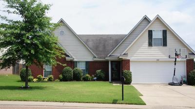 Horn Lake Single Family Home For Sale: 6868 Kentbrook Drive