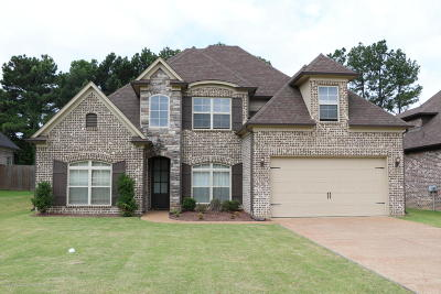 Southaven Single Family Home For Sale: 5245 Ashdown Place Cove North