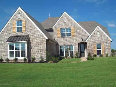 Olive Branch Single Family Home For Sale: 1173 Lanere Drive