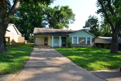 Southaven Single Family Home For Sale: 1759 Northfield Drive