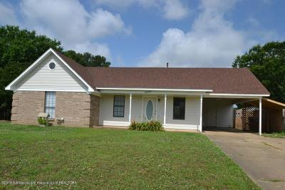 Olive Branch Single Family Home For Sale: 6577 Kimberly Drive