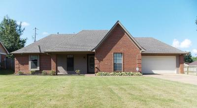Olive Branch Single Family Home For Sale: 9802 Sequoia Lane