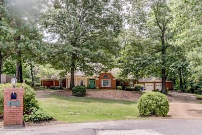 Olive Branch Single Family Home For Sale: 8181 Springbrook Cove