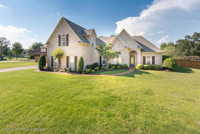 Southaven Single Family Home For Sale: 2318 Prioress Drive