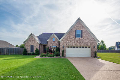 Southaven Single Family Home For Sale: 4812 Rosepetal Cove
