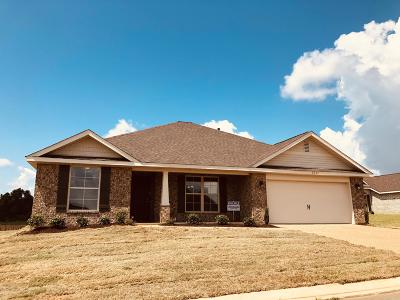 Southaven Single Family Home For Sale: 2545 Madeline Lane