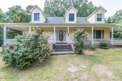 Byhalia Single Family Home For Sale: 93 Carol Lane