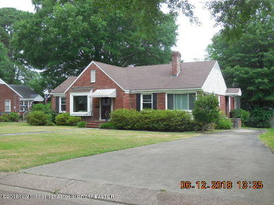 Tate County Single Family Home For Sale: 220 Bowden Street