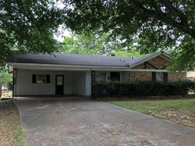 Southaven Single Family Home For Sale: 1223 Claiborne Drive