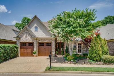 Olive Branch Single Family Home For Sale: 9108 Belle Maison Boulevard