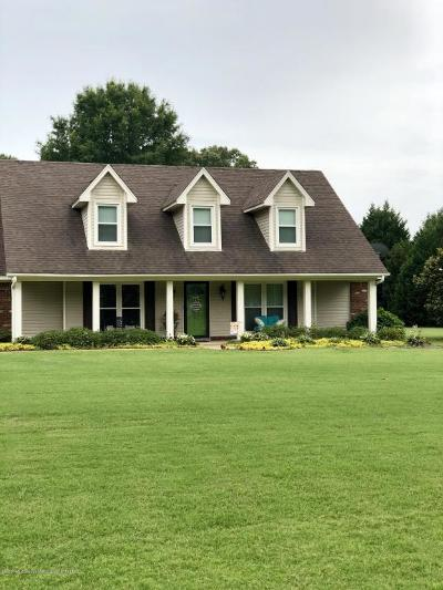 Marshall County Single Family Home For Sale: 172 Oak Grove Drive