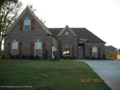 Horn Lake Single Family Home For Sale: 5241 Tulane Road