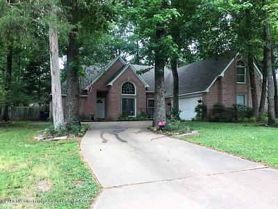 Olive Branch Single Family Home For Sale: 5775 Southridge Drive