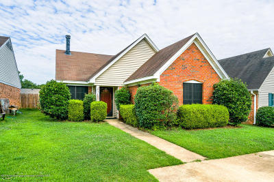 Southaven Single Family Home For Sale: 5598 Donald Drive