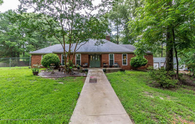 Marshall County Single Family Home Active/Contingent: 130 St Paul Road