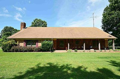 Tate County Single Family Home For Sale: 2768 Thyatira-Tyro Road