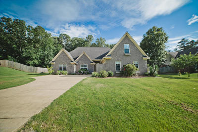 Olive Branch MS Single Family Home For Sale: $224,500